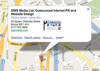 Google maps for business - manage your online reputation with help from GWS Media